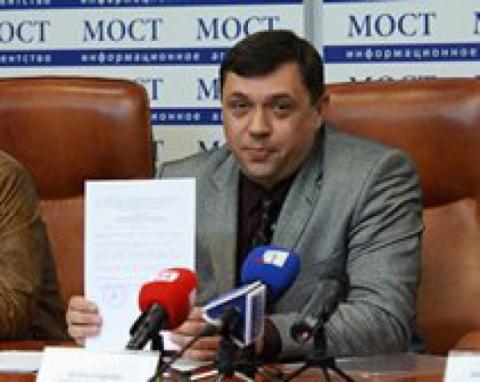У Дніпропетровську майданівці обурені звільненням з-під варти посадовців, підозрюваних в організації «тітушок»