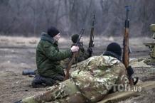 Ситуація на Донбасі напружена, бойовики активізували своїх снайперів. Мапа АТО