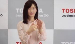Обслуживать покупателей супермаркета в Токио будет женщина-андроид