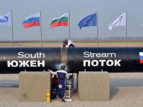 Греція та Росія продовжать будівництво газопроводу «Турецький потік»