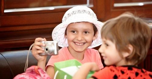 Дети Харькова больные онкологическими заболеваниями крови отправились на оздоровление в Австрию