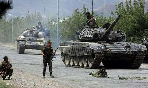 Ймовірний штурм українських укріплень на Бахмутці