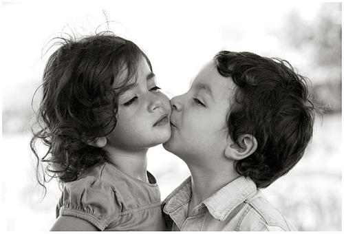 Почему целоваться надо чаще