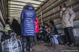 По данным ООН более 900 тысяч украинских беженцев выехали в Россию и Беларусь