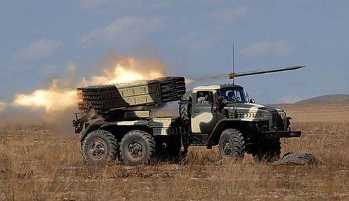 За минувшие сутки боевики 91 раз обстреляли позиции украинских войск