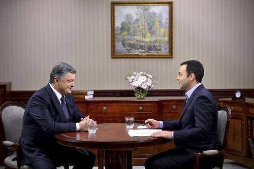 Президент Украины Петр Порошенко объяснил суть реформы, одобренной Венецианской комиссией
