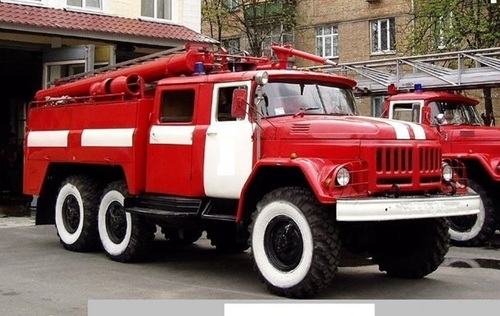 Пожар в Одессе. Есть жертвы.