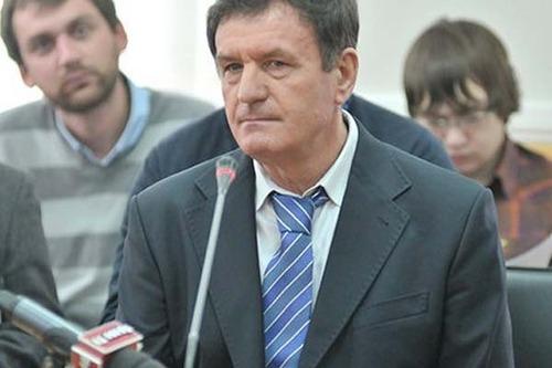 Службой безопасности Украины был проведен обыск в доме председателя Апелляционного суда Киева Антона Чернушенко