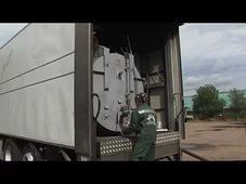 Боевики на Донбассе активно используют мобильные крематории