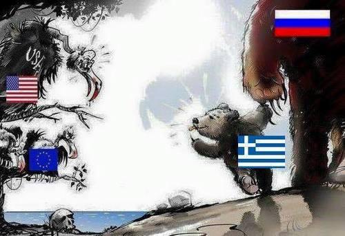 """Матвей Ганапольский: """"Греция поучительно утонет"""""""