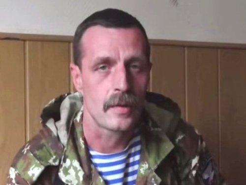 Боевик Безлер вернулся в Горловку