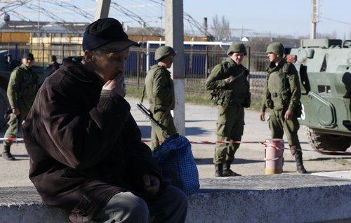 Анатолий Октисюк: Что должна сделать Украина, чтобы вернуть Крым?