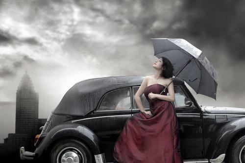 Как правильно ездить в дождливую погоду
