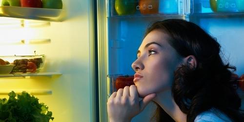 Как бороться с ночным аппетитом