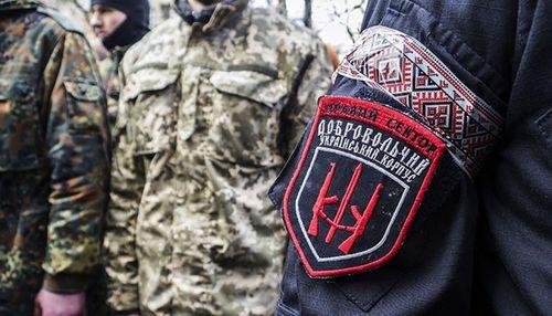 """""""Правый сектор"""" создает белорусскую группу"""