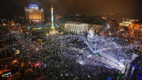 """""""Зима вогню"""": американці знімуть фільм про події на Майдані"""