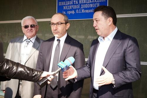 Фельдман догоняет Кернеса в избирательной гонке Харькова