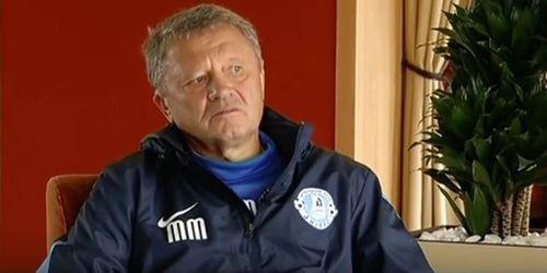 Мирон Маркевич рассказал о визите на форум лучших тренеров Европы