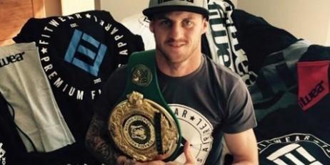Австралийский боксер Дэвид Браун-младший умер после нокаута