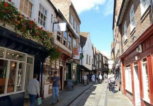 Самая старая улица Англии