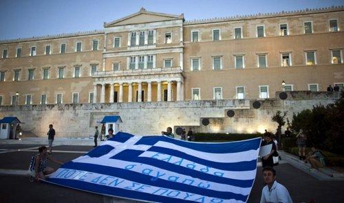 19 политических объединений борются за лидерство в греческом парламенте