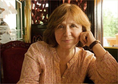 Светлана Алексиевич: «Русский человек никогда не был свободным»