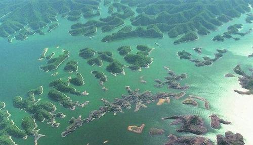 Цяньдаоху: озеро тысячи островов