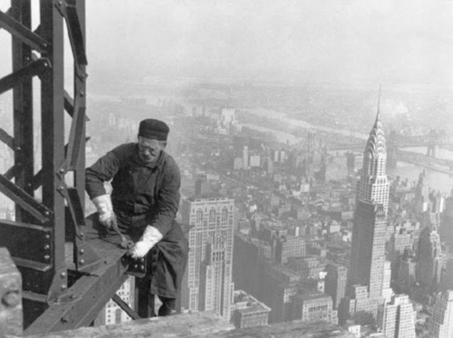 Улицы Нью-Йорка XX века — 2