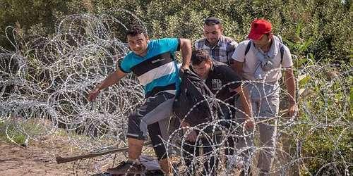 Ще три країни готові закрити кордон для мігрантів