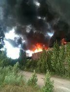 Во дворе дома секретаря Добропольского горсовета прогремел взрыв