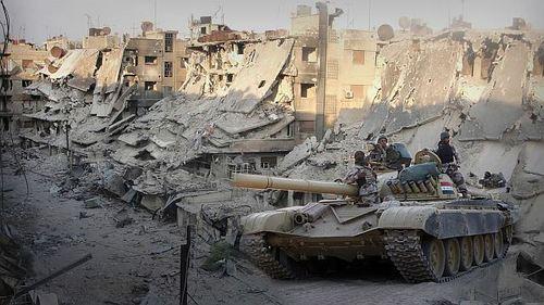 """Россия использует в Сирии """"донецкий """"спецназ — израильские СМИ"""