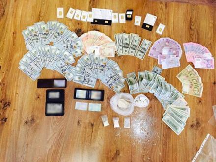 Вооруженная банда торговцев кокаином притворялась судьями и прокурорами