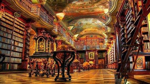 Красивейшая библиотека в мире