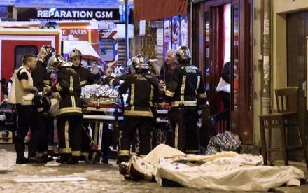 Ад парижский: погибших около 150, в Москве уже радуются (+видео)