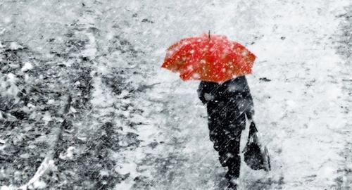 Погода в Украине, 1 декабря