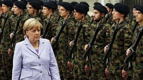 У військову коаліцію проти ІДІЛ включається Німеччина