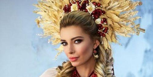 Мисс Украина-Вселенная 2015 поразила костюмом