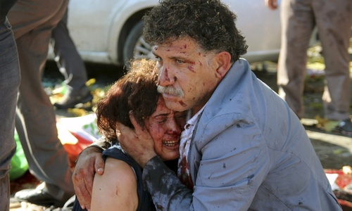 В Турции прогремел мощный взрыв - есть раненые