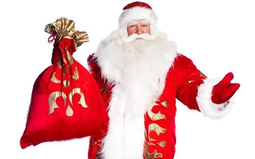 """Деда Мороза хотят """"декоммунизировать"""""""