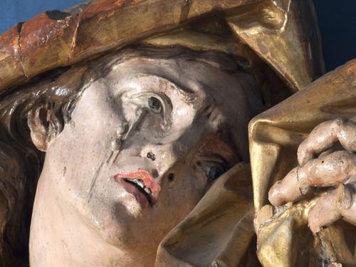 На нього чекали декілька років у Луврі, щоб побачити барокові шедеври з України (ВІДЕО)