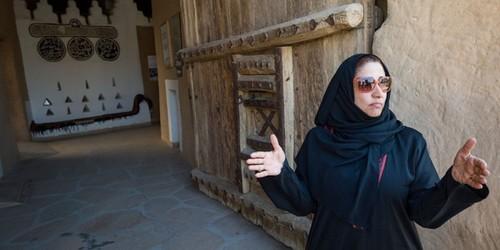 Сегодня впервые идут на выборы женщины в Саудовской Аравии