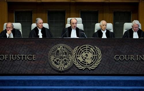 Дело об аннексии Крыма Россией Гаагский трибунал открыть не может