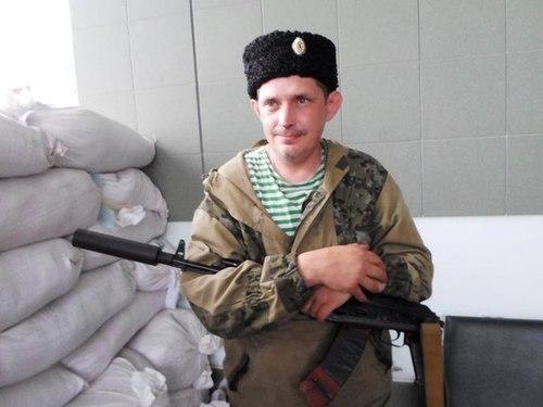Убит лидер боевиков ЛНР Павел Дремов
