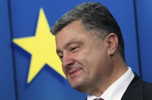 ЕС компенсирует Украине потерю российского рынка - Порошенко