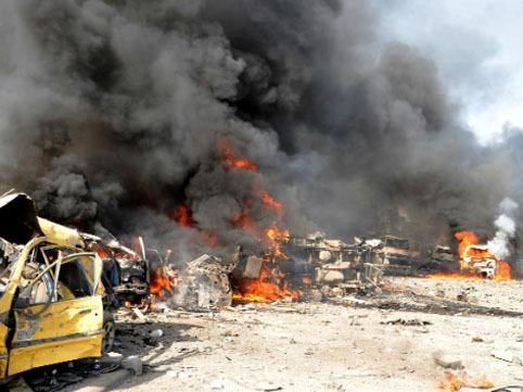В Сирии взорвали 150-килограммовую бомбу: 18 убитых и 70 раненых