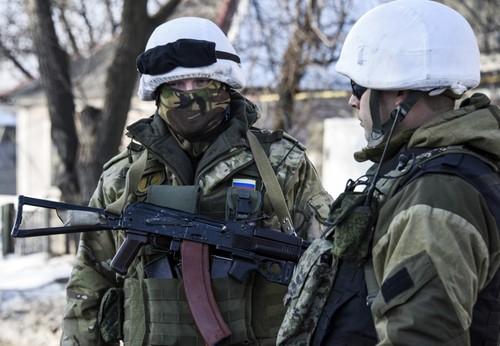 Украинский разведчик рассказал про наступление боевиков в январе