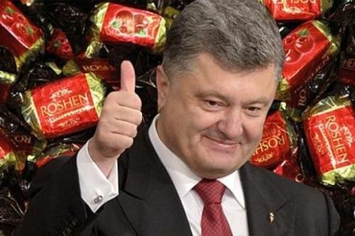 """Обнародовано схему, по которой """"Рошен"""" не платит налоги в украинский бюджет"""