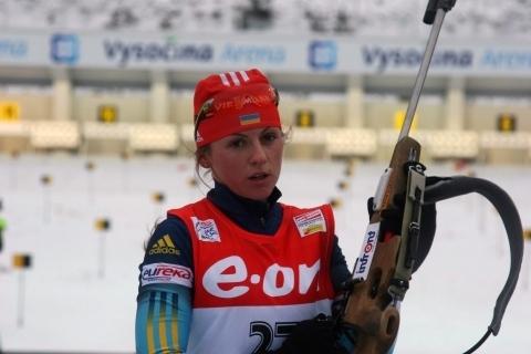 Ирина Варвинец – победительница спринта в Риднау!