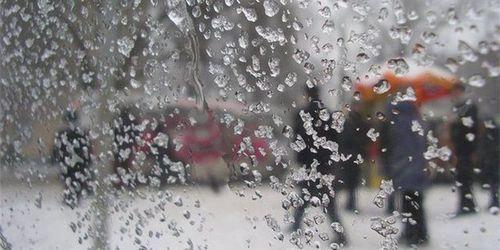 Погода в Украине, 11 января