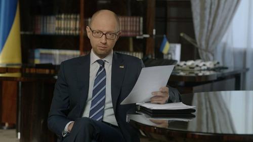 Яценюк рассказал, при какой температуре можно не платить за отопление